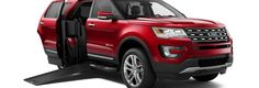 Ford and BraunAbility, an Indiana-based manufacturer, are teaming up to provide a wheelchair-accessible Ford Explorer. Consumer Reports has the details.