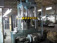 Hydraulic Pressing Machine For Stainless Steel Cookwares