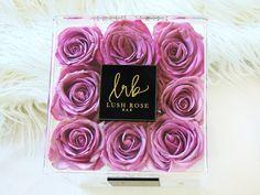 Petit Lavender Rose Box