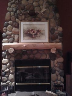 Brook River Rock Faux Stone Panel Winter Blend