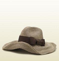 Gucci Maple Brown Havana Hat on shopstyle.com