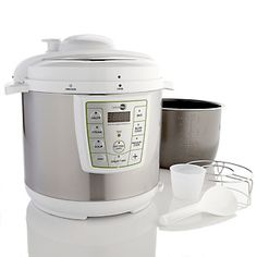 GreenPan™ Premier Pressure Cooker with the Power of Thermolon™ at HSN.com.