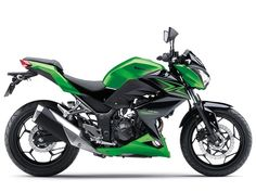 Kawasaki Z300 (2016)