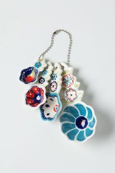 Anthropologie Measuring Spoons. Cute gift idea.