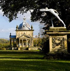 Temple of the Four winds, Castle Howard, York, England