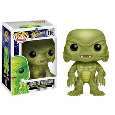 Universal Monsters POP! Vinyl Figur Creature from the Black Lagoon - Der Schrecken des Amazonas