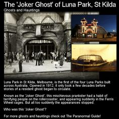 Haunted Luna Park