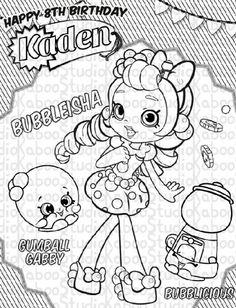 Shopkins colour color page strawberry kiss shopkinsworld for Tappi antirumore 40 db
