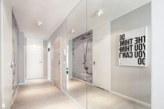 Hol / Przedpokój - Styl Nowoczesny - Pracownia Projektowa Dragon Art Anna Maria Sokołowska