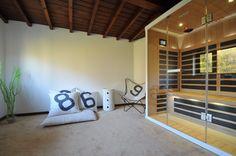 Installation d'un sauna infrarouge Tylö - Bienfait Wellness & Spa Quelques Photos, Wellness Spa, Loft, Furniture, Home Decor, Bedroom, Decoration Home, Room Decor, Lofts