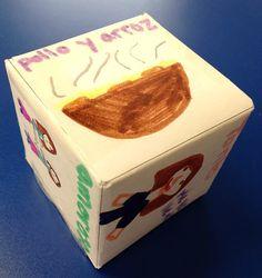 vocab cube