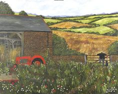 Gary Bunt | (04) The Old Farm Gate