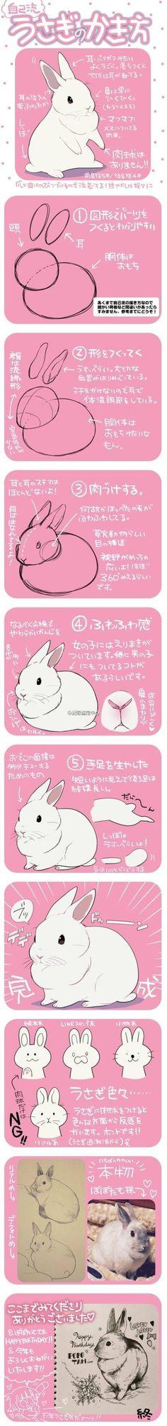 Bunny rabbit thing