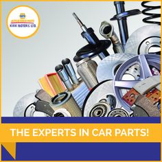 The experts in car parts! #kirkmotors #Napa #Savannah #Countryside #GeorgeTown #parts #tools #caymanislands