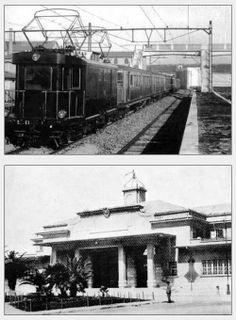 Pensieri in chiaro scuro: La ferrovia Roma-Ostia