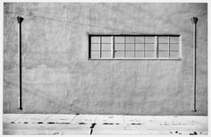 Lewis Baltz. Love the simplicity to this image as well as the muted colours.