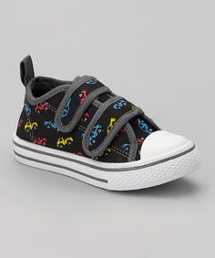 Look at this Shocked Gray Car Sneaker on #zulily today!