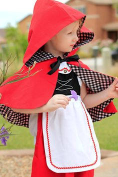 SWISS JULIET maiden Gnomeo inspired Child by QueenElizabethAprons