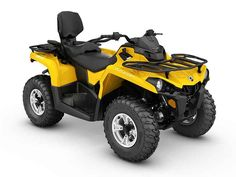 New 2017 Can-Am Outlander MAX DPS 450 ATVs For Sale in Georgia. 2017 Can-Am Outlander MAX DPS 450, 2017 Can-Am® Outlander MAX DPS 450 UNMATCHED ALL-TERRAIN PERFORMANCE A more comfortable two-up riding experience that simply and quickly converts to a one-up. With the added comfort of Tri-Mode Dynamic Power Steering (DPS). Features may include: ROTAX 450 AND 570 ENGINE OPTIONS CATEGORY-LEADING PERFORMANCE Select from either a 38-hp single-cylinder, liquid-cooled Rotax 450 four-stroke or a…