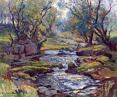<b>«Landscape with waterfall»,</b>1927<br />Картинная галерея Далвич,Лондон. <b> Копия :</b>36x40.Холст, масло. Клюева М... 2015<br />Цена с багетом 18900 р.  <b> Не является публичной офертой.</b>