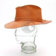 Leather hat woman,man. Downloadable version.