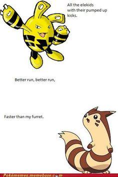 Foster the pokemon