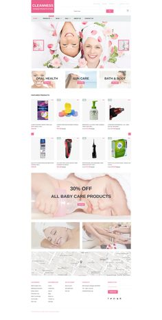 Shopify Template , Spa Accessories