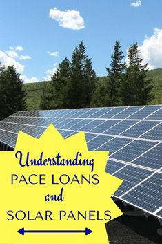 Understanding how PACE Loans can Help with Home Solar Panels - Navicore Navicore Solar Energy Panels, Solar Panels For Home, Best Solar Panels, Solar Energy For Home, Solar Roof Tiles, Solar Projects, Energy Projects, Solar Panel Installation, Solar Charger