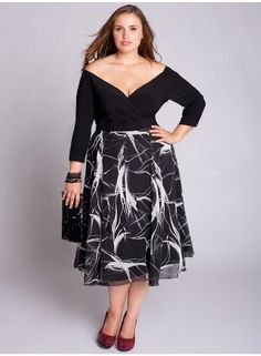 This is a great dress, for casual or dressy!