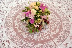 The most important event in Modena...A fantastic antique handmade tablecloths exposition.