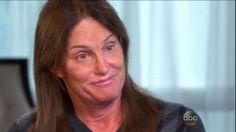Bruce Jenner Smiles