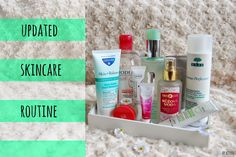 Nicka The Beauty Hunter: Updated Skincare Routine