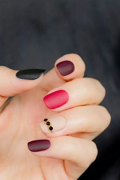Multiple Matte with Sparkle #stylisheve