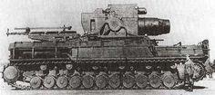 Mörser Karl with 600 mm barrel   Flickr - Photo Sharing!