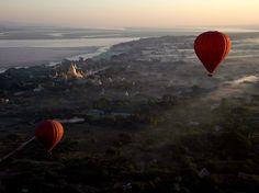 Bagan ~ Myanmar (Burma)