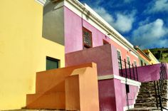 Exploring the Colorful Bo Kaap Neighborhood in Cape Town