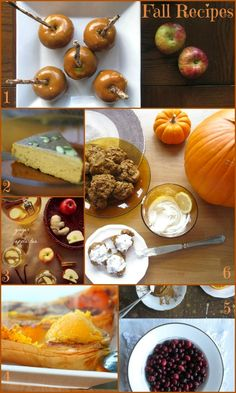 Gluten-Free Fall Recipes