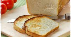 Dinkel Buttermilch Toast (1,6 L. Oder 25x11x7cm) 250 g Buttermilch 70 g Wasser 10 g frische Hefe 3 Min./37°/St.1 ...