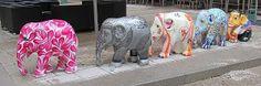Trier: Elephant Parade