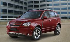I am super stoked because I really wanted a Saturn Vue for my next car! And now Chevrolet has it and it's called a Captiva Sport!! :) On my Future/Dream Car list now!! It should be availabe to buy later this year!