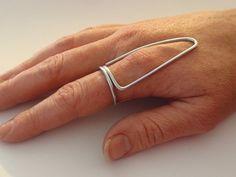 MCP Splint Jewellery - Stylish way to prevent pointy finger strain x