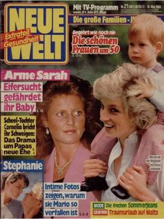 "Sarah & Diana ""Neue Welt"" (Nr.21 vom 18.5.1988)"