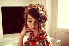 Zoella | Beauty, Fashion & Lifestyle Blog: Milkmaid Braid