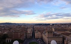 Rome, view point
