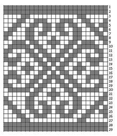 30 Ideas Knitting Charts Free Fair Isles Yarns For 2019 Tapestry Crochet Patterns, Fair Isle Knitting Patterns, Knitting Charts, Sweater Knitting Patterns, Knitting Stitches, Free Knitting, Knit Patterns, Sock Knitting, Knitting Machine