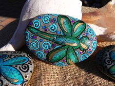 Enchanted Dragonfly Sea Stone