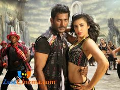 Pooja Movie Theatrical Trailer, Vishal, Shruthi Hassan, Andrea starrer Pooja telugu film trailer, Direction by Hari,