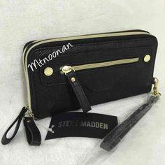 Steve Madden Double Zip Wallet Wristlet - Mercari: Anyone can buy & sell