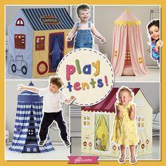 Trend Alert: Indoor Kid Play Tents! on http://blog.gifts.com/gift-trends/trend-alert-indoor-play-tents