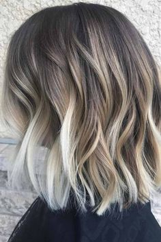 Brown to Caramel Balayage Hair Trends 2017 ★ See more: http://lovehairstyles.com/balayage-hair-brown-caramel-tones/